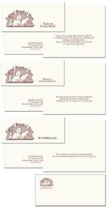 Animal Hospital West Greeting cards