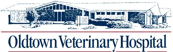 Oldtown Veterinary Hospital revised logo