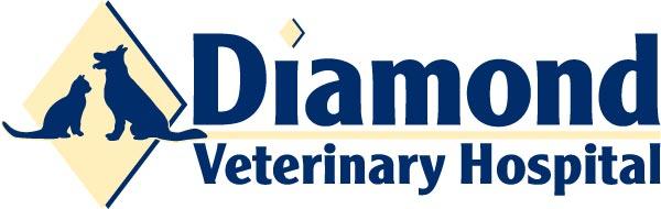 Diamond Veterinary Hospital logo